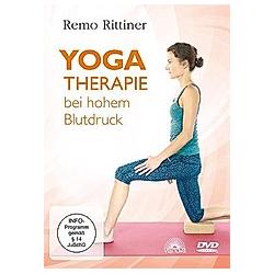 Yogatherapie bei hohem Blutdruck, DVD