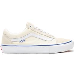 Vans - Mens Skate Old Skool Off White - Sneakers - Größe: 8,5 US