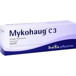 MYKOHAUG C 3 Vaginalcreme 20 g