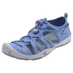 Keen MOXIE SANDAL Della Blue Vapor Kinder Sandale Blau, Grösse: 32/33 EU