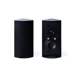 Cornered Audio Ecklautsprecher C3 (Set aus 2 Lautsprechern) Schwarz