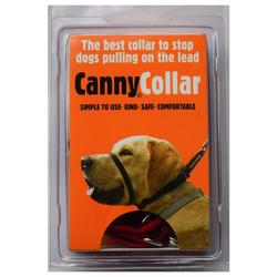 Canny Collar Erziehungshalsband rot, Größe: 2