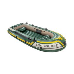 Intex Schlauchboot Schlauchboot Seahawk 3 Set, 4-tlg.