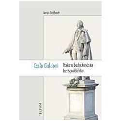 Carlo Goldoni. Armin Gebhardt  - Buch