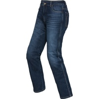 IXS Classic AR Cassidy Motorrad Jeanshose, blau, Größe 44