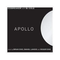 Icebreaker, Daniel Lanois, Brian Eno, Bj Cole, Roger Eno - Icebreaker Apollo (CD)