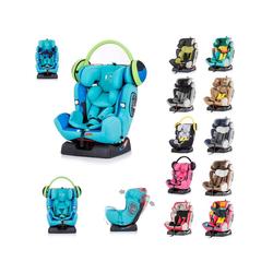 Chipolino Autokindersitz Kindersitz 4 Max Gruppe 0+/1/2/3, 9 kg, (0 - 36 kg), Seitenaufprallschutz blau