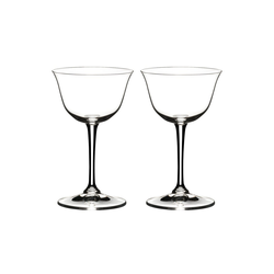 RIEDEL Glas Glas Riedel Bar DSG Retail Sour 2er Set, Kristallglas