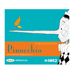 Carlo Collodi - Pinocchio (CD)