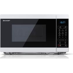 Sharp YC-MG02E-W Mikrowellen - Weiß