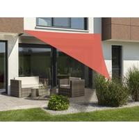 Schneider Schirme Teneriffa dreieckig 500 x 500 x 500 cm terracotta