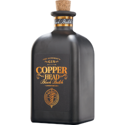 Copperhead Gin Black Batch 42% 0,5 L