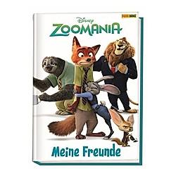 Disney Zoomania: Meine Freunde - Buch