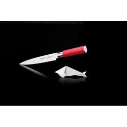 Dick Filetiermesser Red Spirit, Filetiermesser Red Spirit 18 cm Profi Filiermesser aus Edelstahl Härtegrad 56° HRC