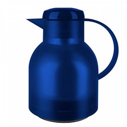 emsa Isolierkanne SAMBA blau 1,0 l