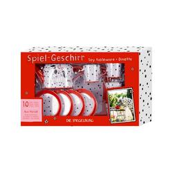 COPPENRATH DIE SPIEGELBURG Kindergeschirr-Set Coppenrath 16561 - Die Spiegelburg - Spiel-Geschirr, Dotti - Mein kleiner Ponyhof