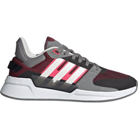 adidas Run 90s W grey three/cloud white/real pink 36 2/3