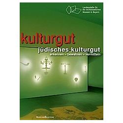 Jüdisches Kulturgut - Buch