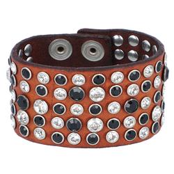 Campomaggi Campomaggi Armband Leder 20,5 cm