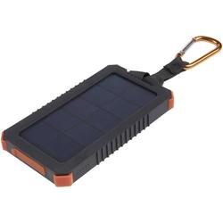Xtorm by A-Solar Powerbank Impulse 5000 AM122 Solar-Ladegerät Ladestrom Solarzelle 200mA 1.1W Kapaz