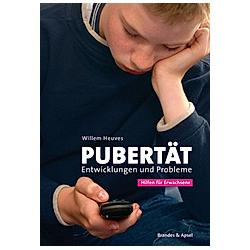 Pubertät. Willem Heuves  - Buch