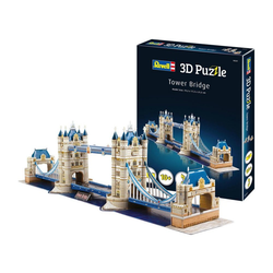 Revell® 3D-Puzzle Tower Bridge 00207, 120 Puzzleteile