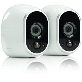 Arlo Kabelloses Sicherheitssystem mit 2 HD-Kameras VMS3230