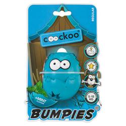 Coockoo Hundespielzeug Bumpies Mint, Maße: 8,5 x 6,8 x 5,8 cm