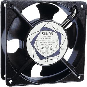 FAN-9225 220V - Lüfter, 220V AC, 92x92x25mm, U/Min:2250