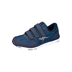 Kangaroos Sport-Klettschuh, blau (Größe: 39)