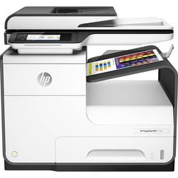 HP PageWide 377dw Farb Tintenstrahl Multifunktionsdrucker A4 Drucker, Scanner, Kopierer, Fax LAN, WL