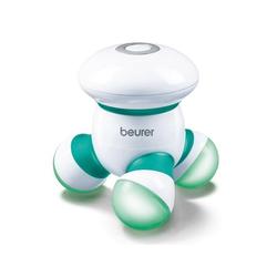 BEURER Massagegerät Beurer Mini-Massagegerät - MG 16 (64616), 1-tlg., Mini-Massagegerät in jede Handtasche weiß 9.8 cm x 9.5 cm x 9.8 cm