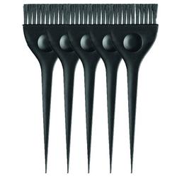 5x Färbepinsel breit Efalock Haarfärbepinsel Friseur Pinsel Farbpinsel