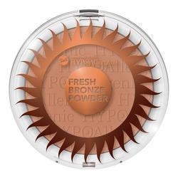 Bell Hypo Allergenic Nr. 02 Medium Bronze Fresh Bronze Powder Bronzer 9g