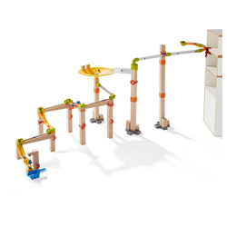 Haba Kugelbahn Master Construction Kit 74-teilig