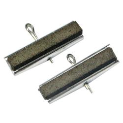 BGS 1145 Ersatzbacken für Honwerkzeug Art. 1155 Backenlänge 30mm Korn 220