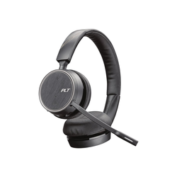 Poly Voyager 4220 Office - Ein-Weg-Basis - Office Series - Headset - On-Ear - Bluetooth
