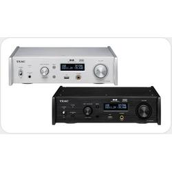 TEAC NT-503 DAB USB-DA-Wandler Netzwerk-Player *silber*