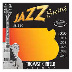 Thomastik JS110 Jazz-Saiten Satz für E-Gitarre