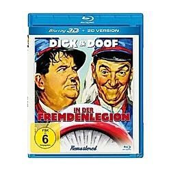 Dick und Doof - In der Fremdenlegion - DVD  Filme