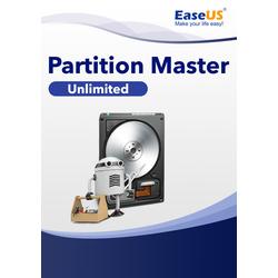 EaseUS Partition Master 15 Unlimited