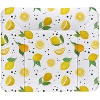 Rotho Babydesign Wickelauflage Lemon Chill, Made in Europe