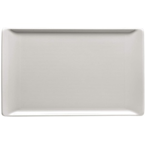 Thomas Loft by Rosenthal Platte flach 24x15cm, Porcelain, Zentimeter