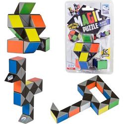 Clown Magic Puzzle Multicolour 0896158