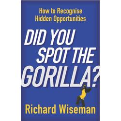Did You Spot The Gorilla?