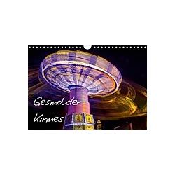 Gesmolder Kirmes (Wandkalender 2021 DIN A4 quer)