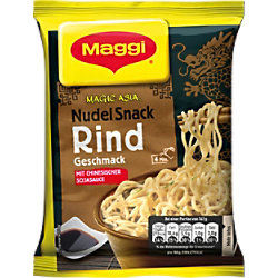 Maggi Nudeln Magic Asia Rind 62 g