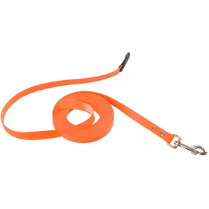 alsa-brand Schleppleine Biothane orange, Länge: ca. 120 cm
