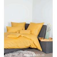JANINE Colors 31001 bernstein 135 x 200 cm + 80 x 80 cm