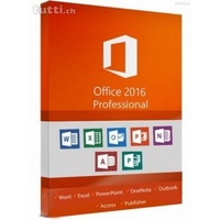 Microsoft Office Professional 2016 ESD ML Win